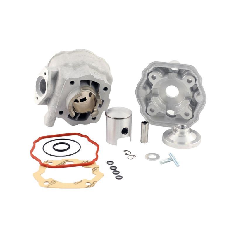 Cylindre Culasse D.39,9 Barikit Sport Aluminium Derbi Euro 2 LC 50cc