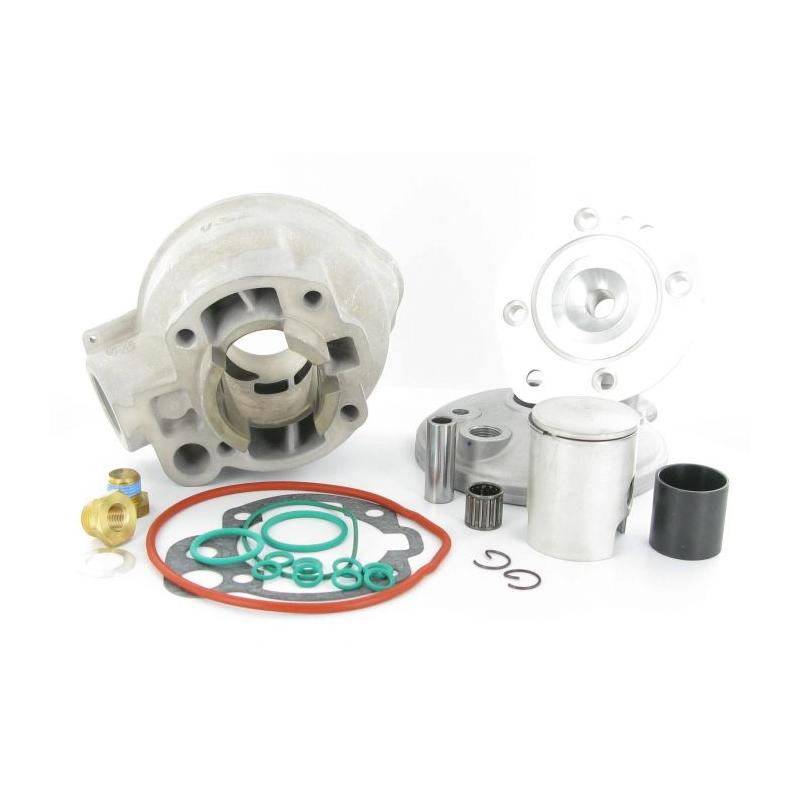 Cylindre Culasse D.40,3 Top Performances sport TPR Alu AM6 50cc