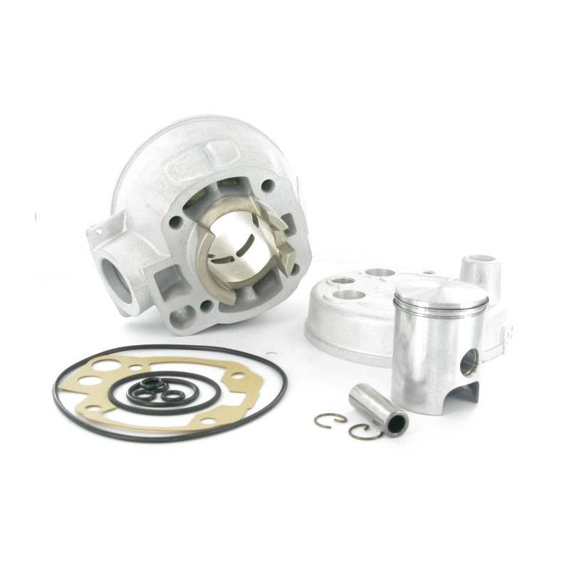 Cylindre Culasse D.40 Doppler Vortex AM6 50cc