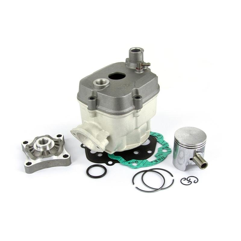 Cylindre Culasse D.40 TNT alu Derbi Euro3