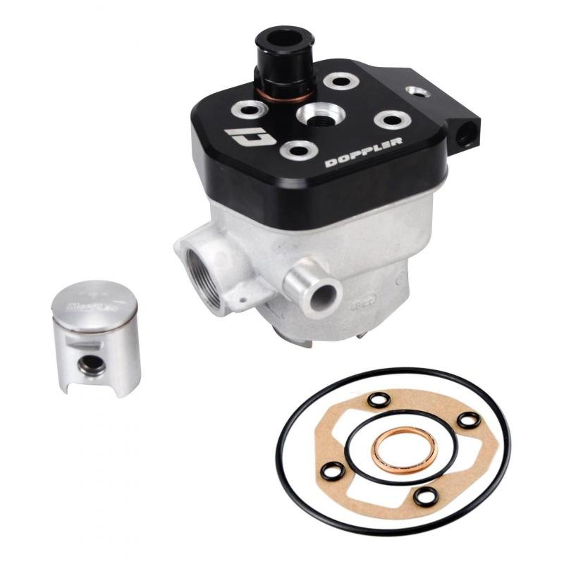 Cylindre culasse Doppler ER1 Alu MBK 51 liquide