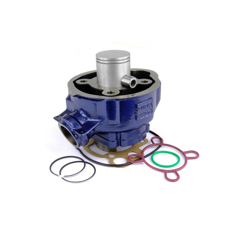 Cylindre D.40 Carenzi Fonte AM6 Bleu 50cc