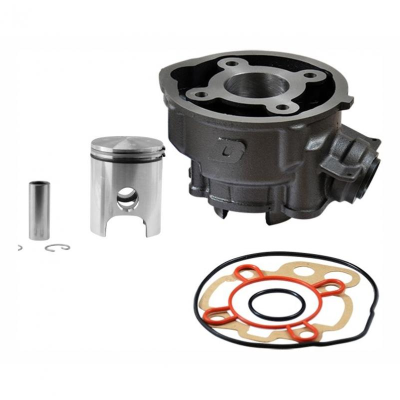 Cylindre Doppler fonte Ø40,3 avec piston Vertex Minarelli AM6