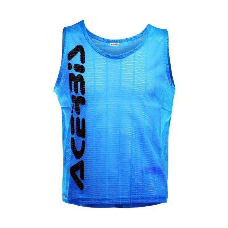 Débardeur de sport Acerbis Atlantis bleu