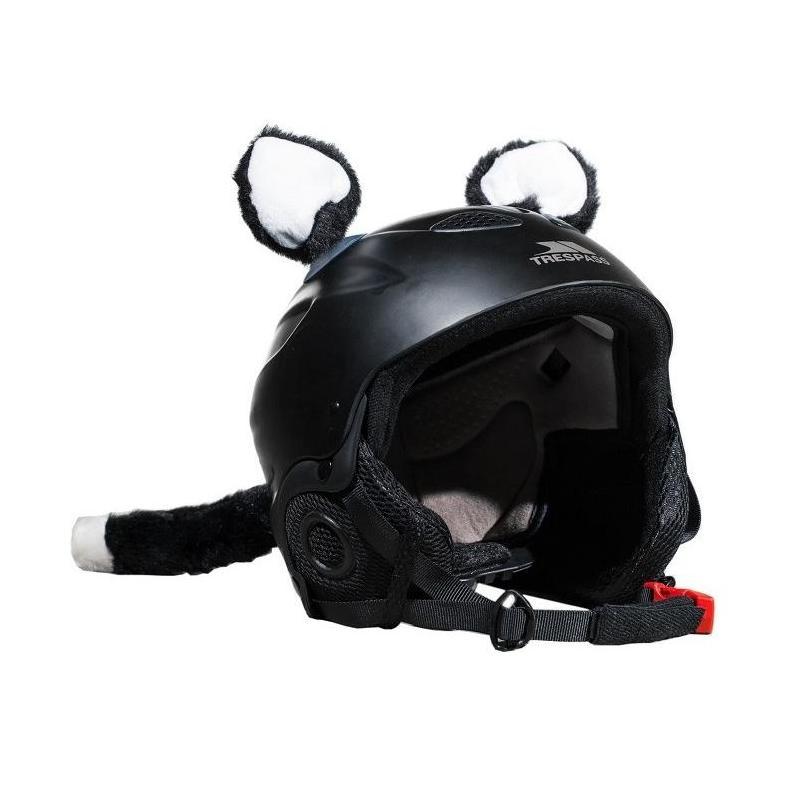 Décoration de casque Chat