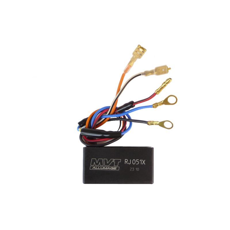 Diagramme allumage Premium AM6 sans batterie