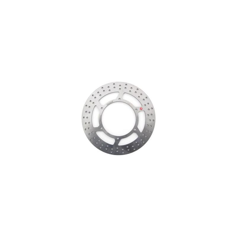 Disque de frein avant Braking fixe rond Ø282 mm YA17FI
