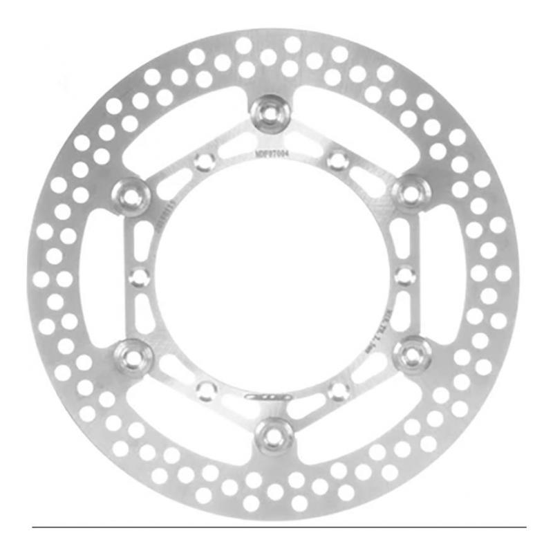 Disque de frein MTX Disc Brake flottant Ø 250 mm avant Yamaha YZ 250 F 01-19