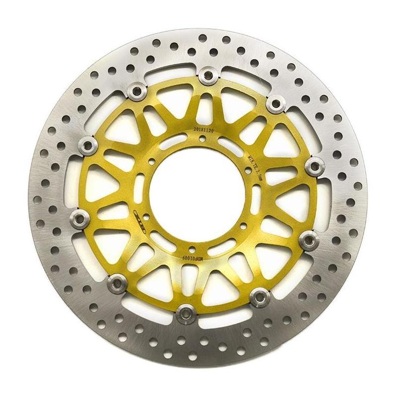 Disque de frein MTX Disc Brake flottant Ø 330 mm avant gauche / droit Honda CBR 900 RR 00-03