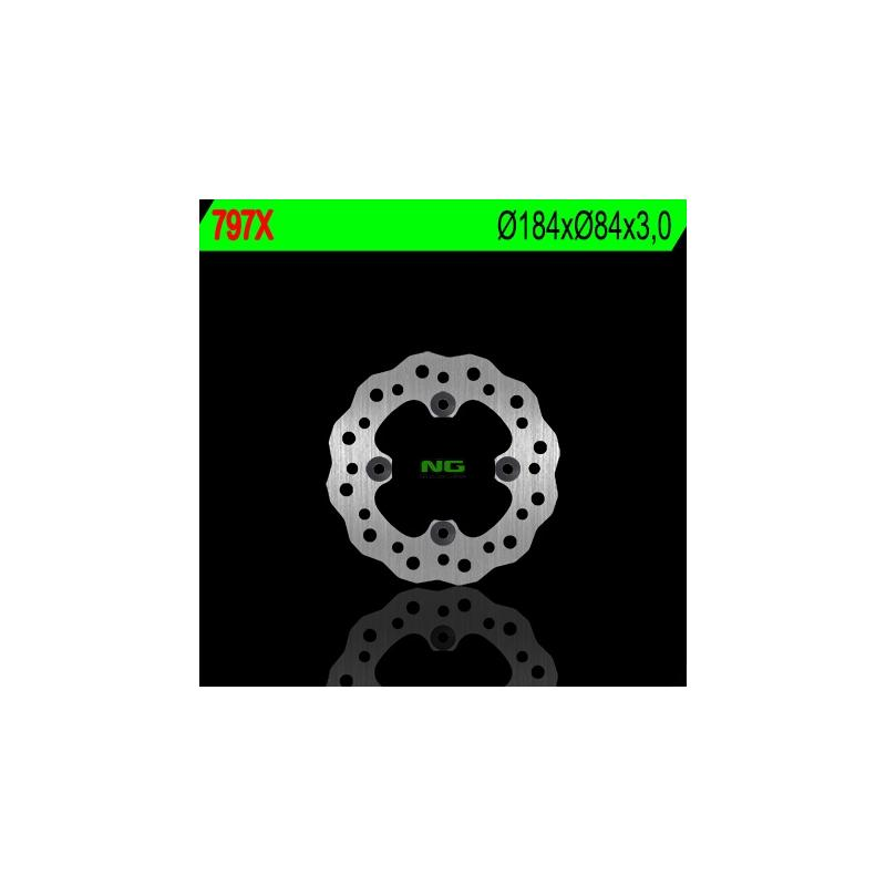 Disque de frein NG Brake Disc D.184 - 797X