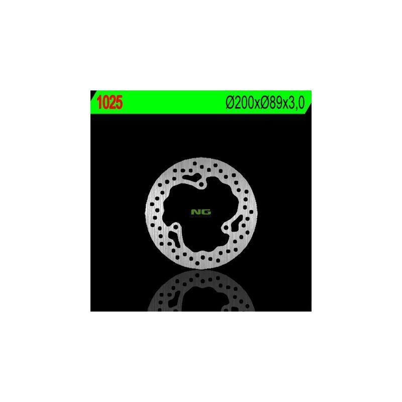 Disque de frein NG Brake Disc D.200 KTM SX 65 de 2005 à 2010 - 1025