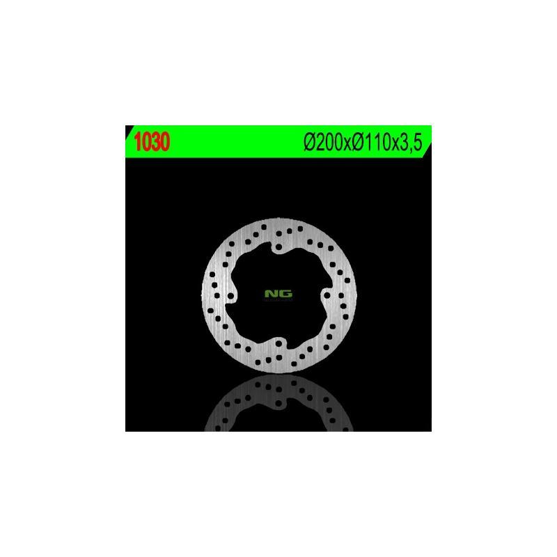 Disque de frein NG Brake Disc D.200 KTM SX 85 de 2003 à 2011 - 1030