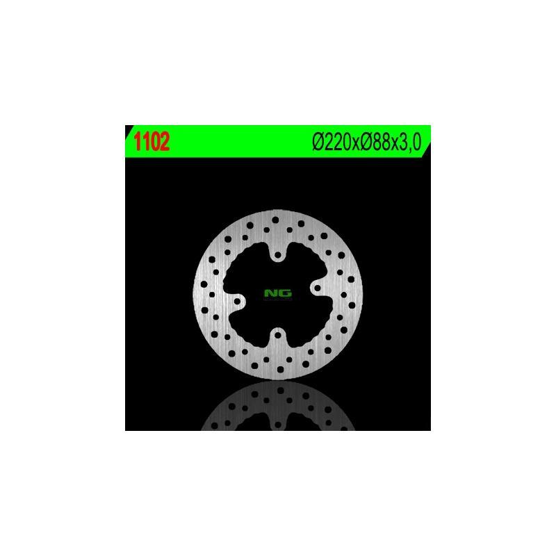 Disque de frein NG Brake Disc D.220 - 1102