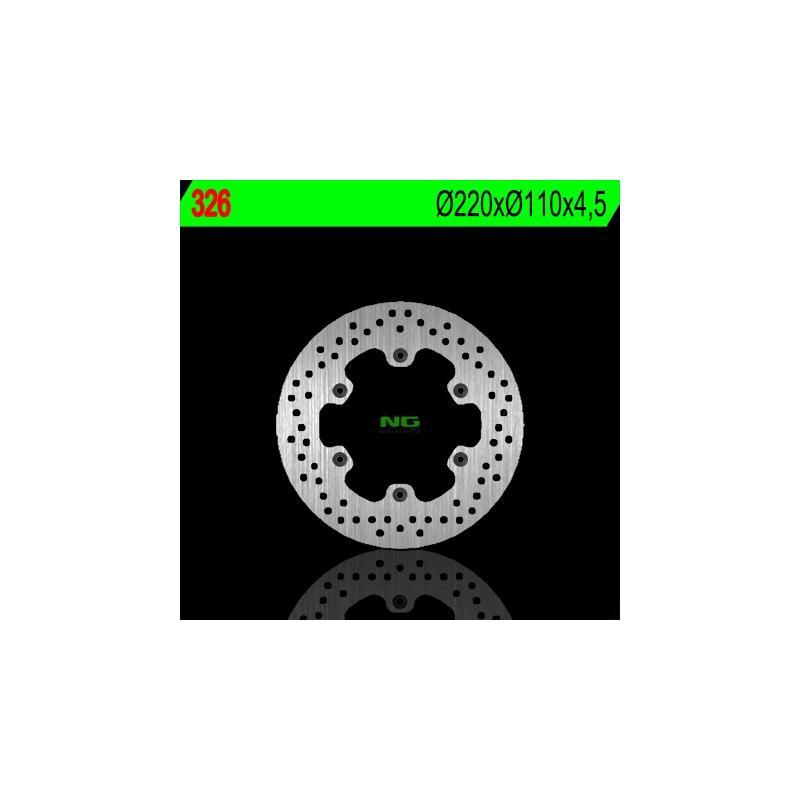 Disque de frein NG Brake Disc D.220 Aprilia - 326