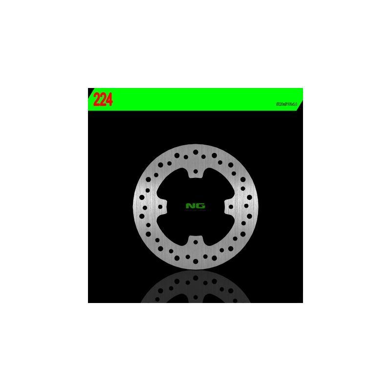 Disque de frein NG Brake Disc D.220 Honda - 224