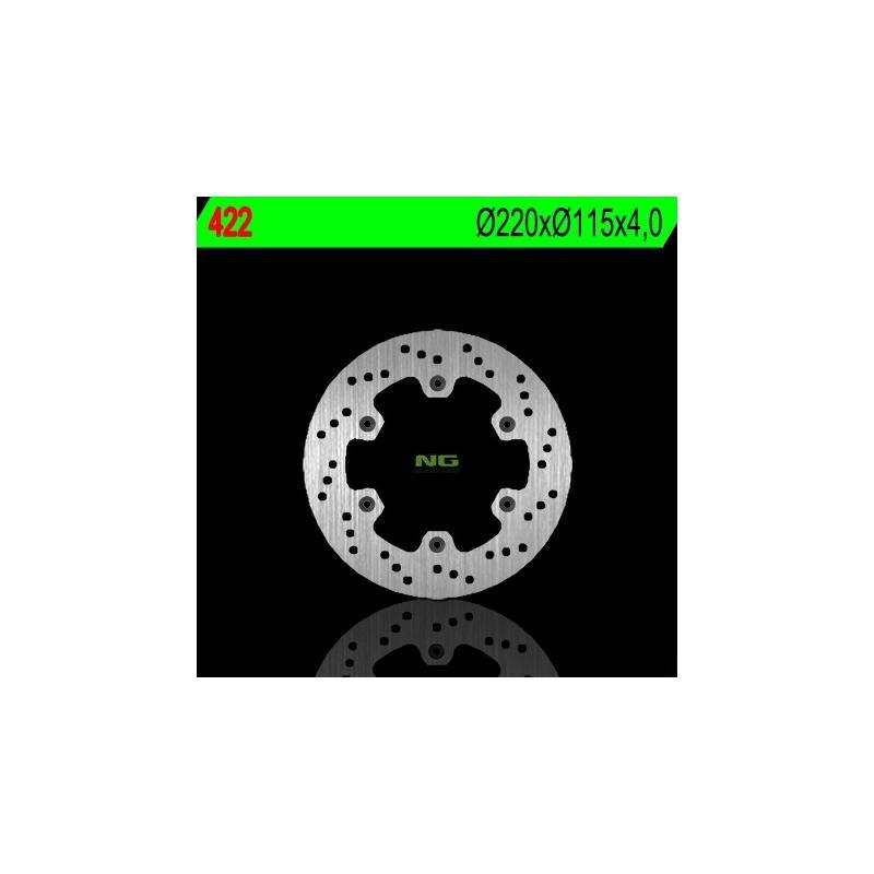 Disque de frein NG Brake Disc D.220 Yamaha - 422