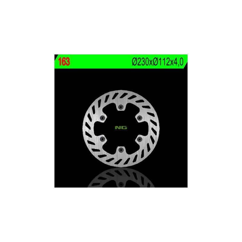 Disque de frein NG Brake Disc D.230 - 163