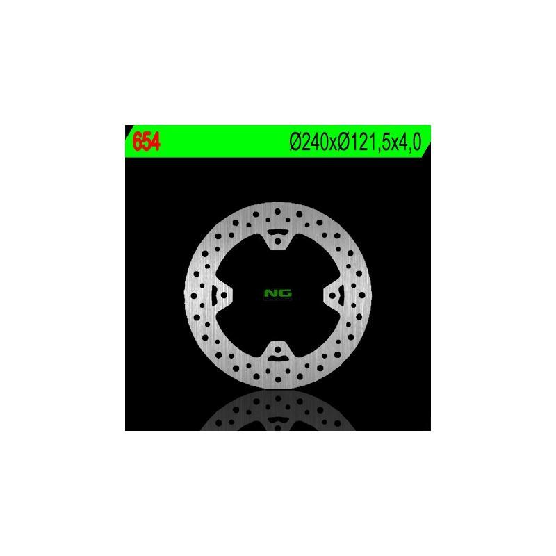 Disque de frein NG Brake Disc D.240 - 654