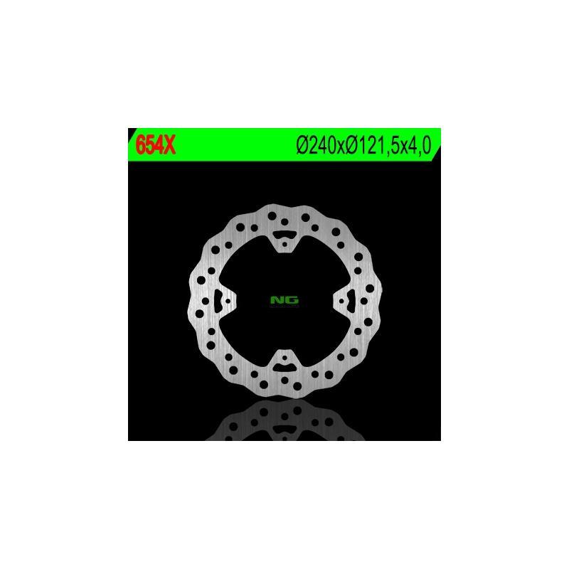Disque de frein NG Brake Disc D.240 - 654X