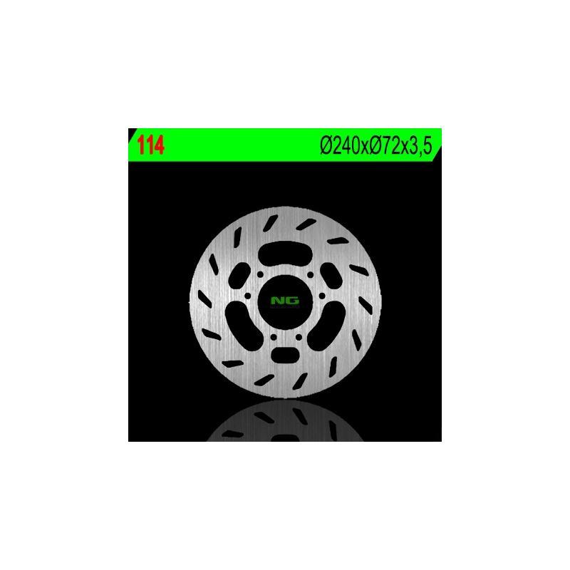 Disque de frein NG Brake Disc D.240 Beta - 114