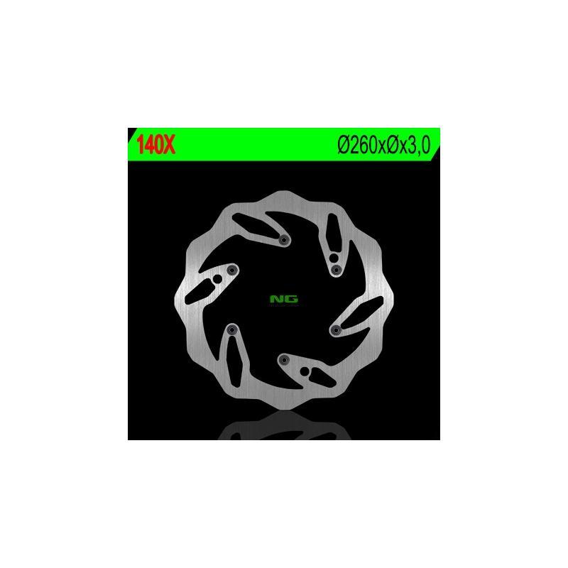 Disque de frein NG Brake Disc D.260 - 140X