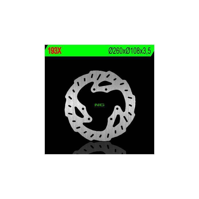Disque de frein NG Brake Disc D.260 - 193