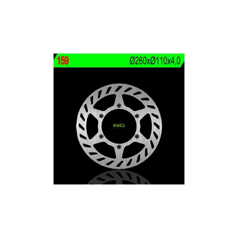 Disque de frein NG Brake Disc D.260 159 Beta 350 ALP 4.0 4T 2004-2018
