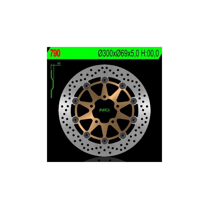 Disque de frein NG Brake Disc D.300 Suzuki - 790