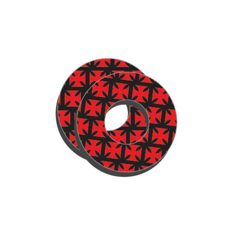 Donuts FX Factory Effex Iron Crosses noir/rouge