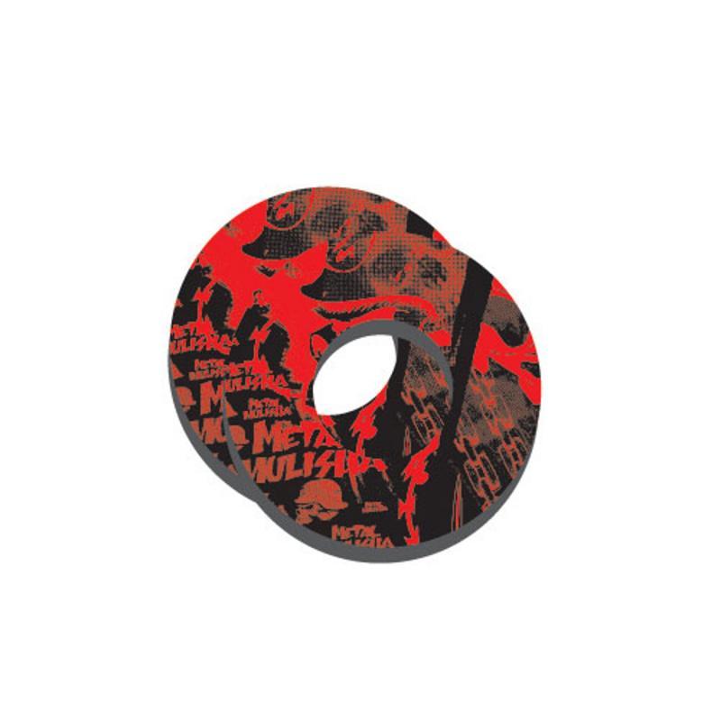 Donuts FX Factory Effex Metal Mulisha rouge/noir