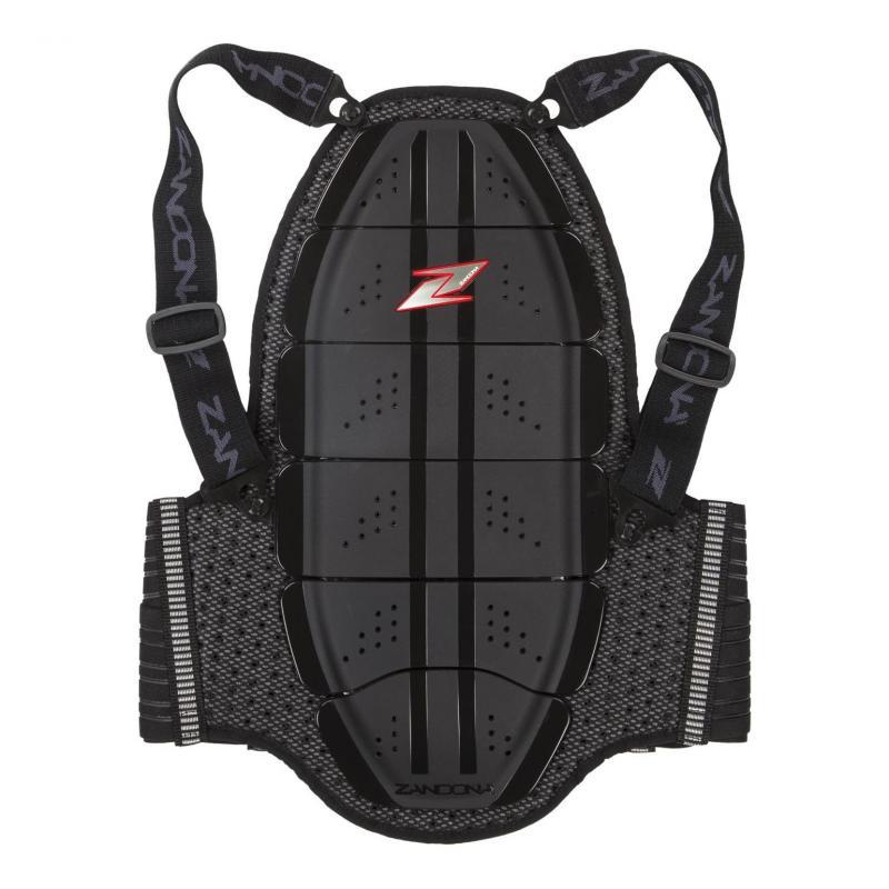 Dorsale Zandona Shield Evo X6 noir (Taille 158/167cm)