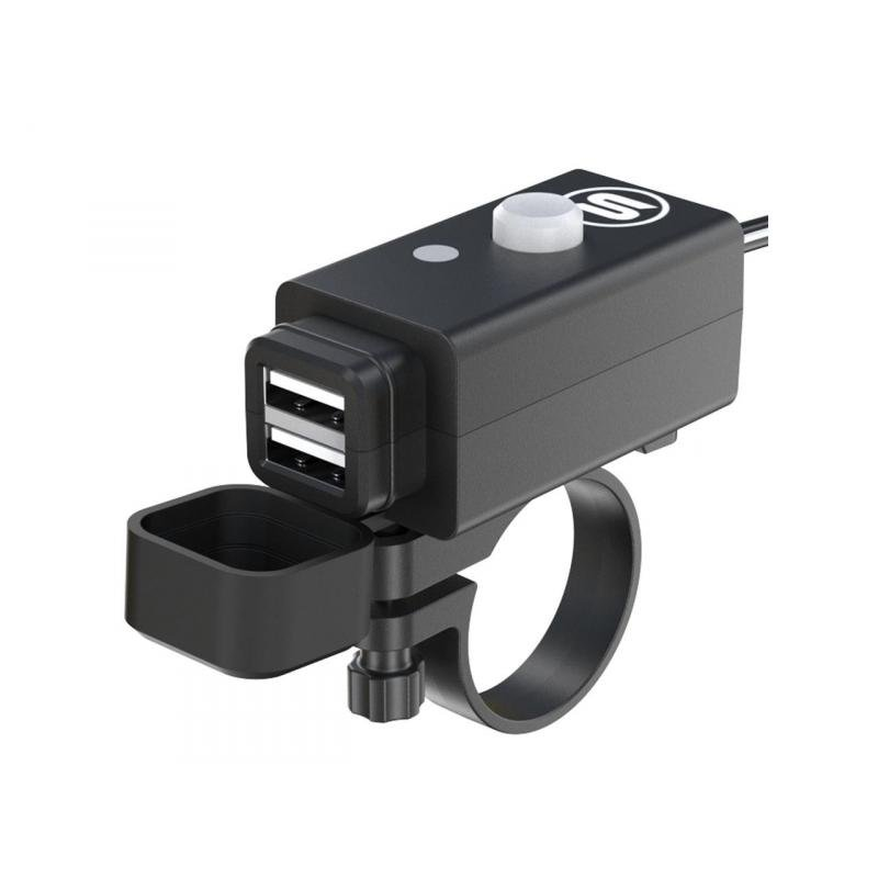 Double chargeur USB So Easy Rider