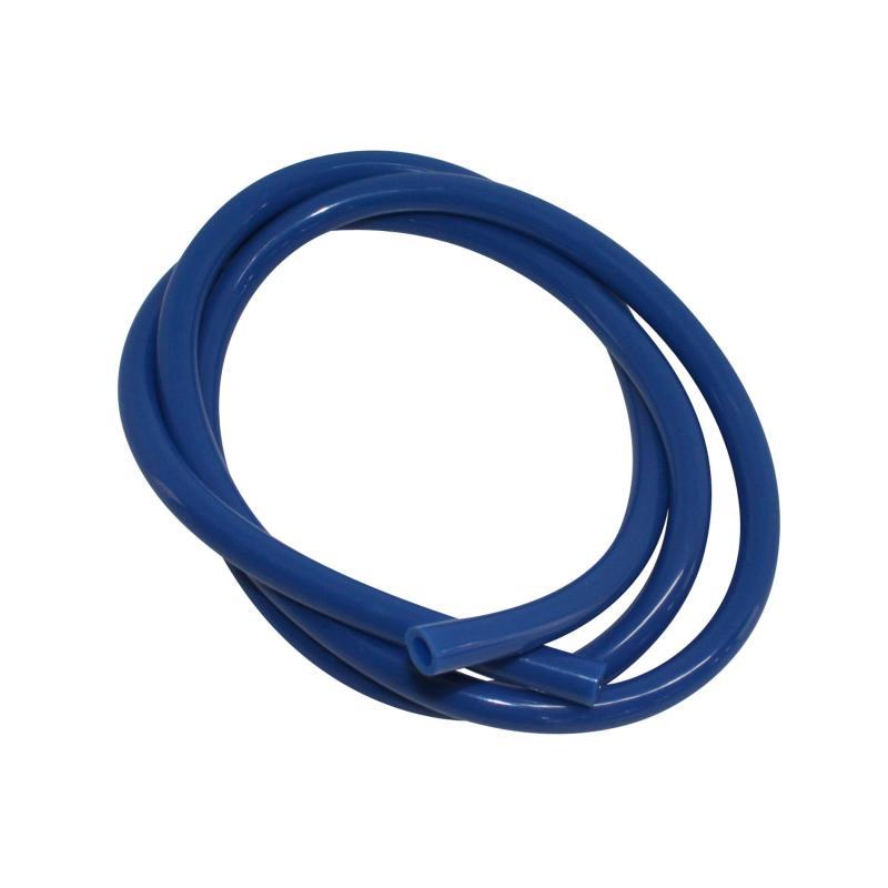Durite d'essence 5mm bleu 1m