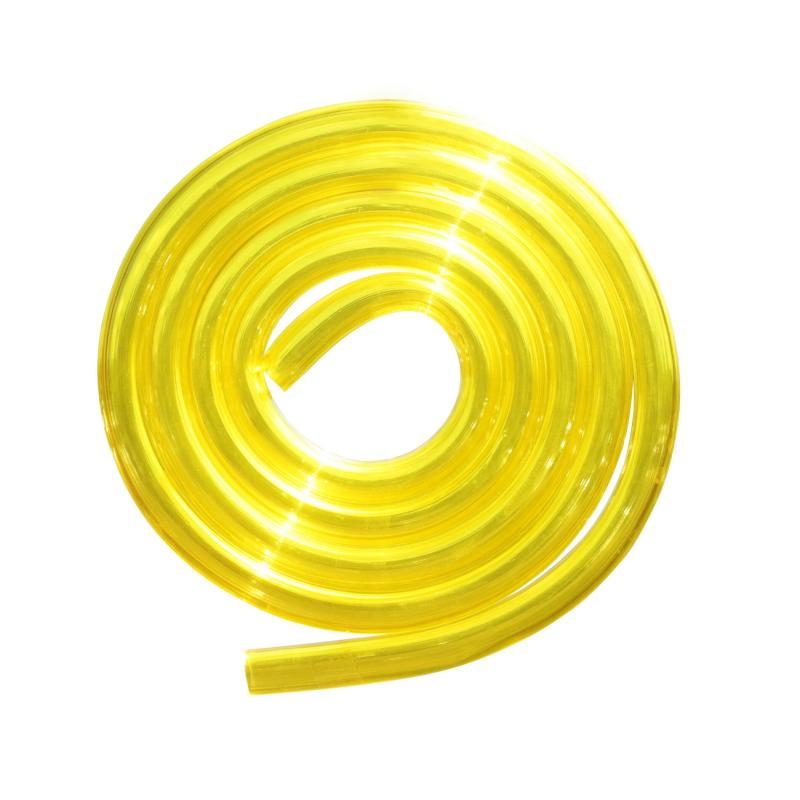 Durite essence Replay 5x9 transparent jaune 1m