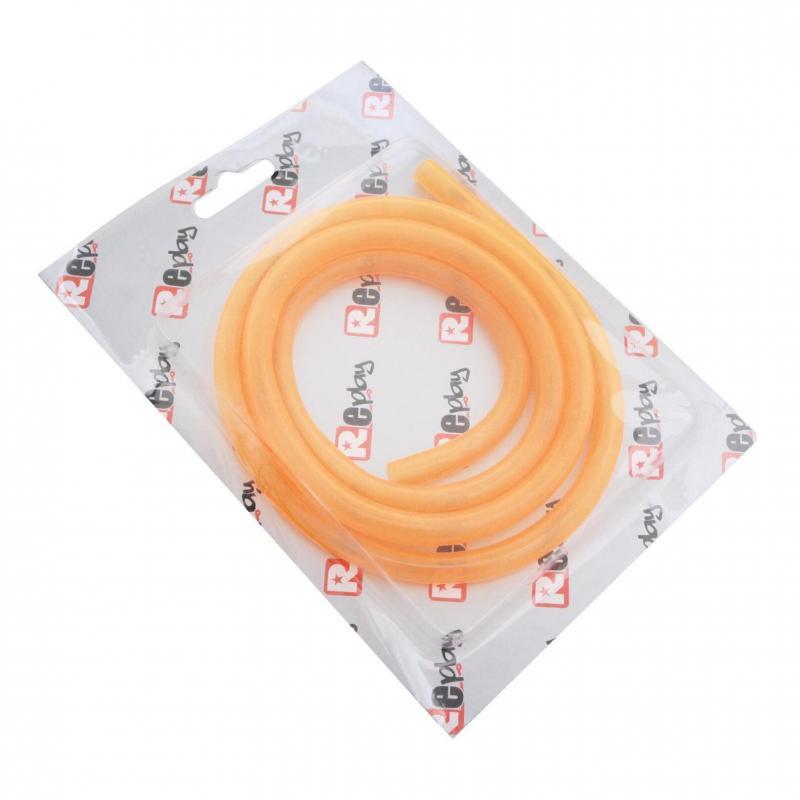 Durite essence Replay 5x9 transparent orange 1m