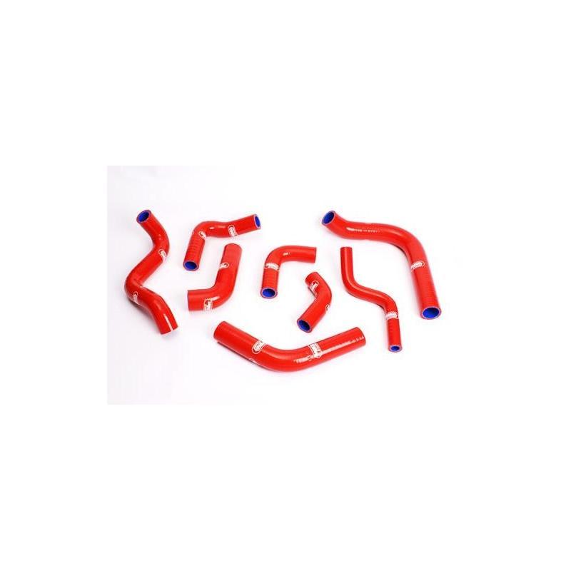 Durites de radiateur rouges ducati 996/998r testastretta '01-02