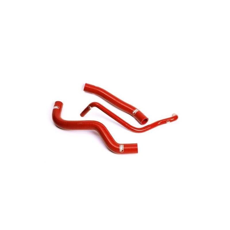 Durites de radiateur rouges honda cb600f hornet '98-06