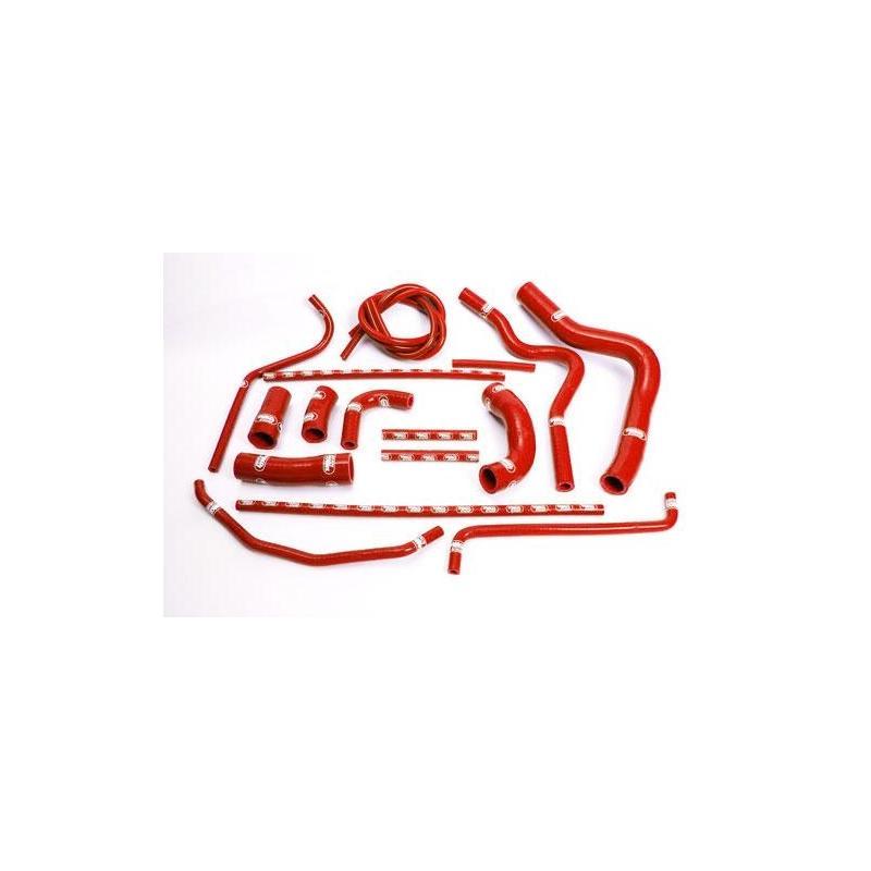 Durites de radiateur rouges yamaha r1 '04-06