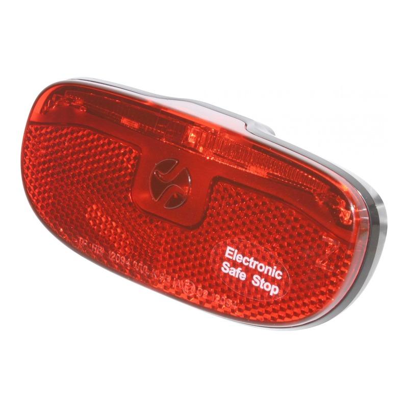 Éclairage arrière Spanninga Safe homologué (à dynamo)