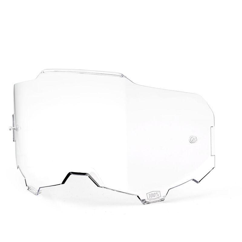 Écran 100% pour masque Armega transparent