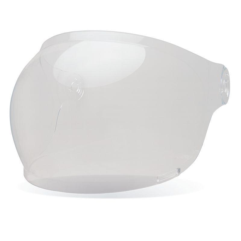 Ecran Bell Bubble pour Bullitt - transparent - fermeture noire