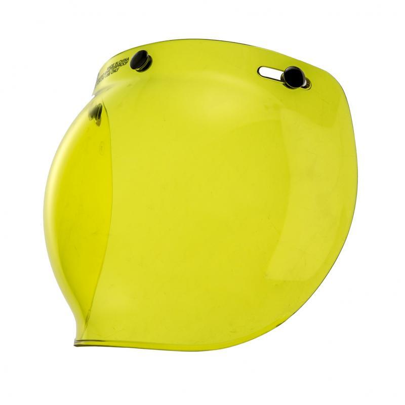 Ecran Bell Ps3-Snap Bubble pour Custom 500 jaune
