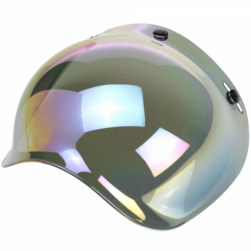 Ecran bubble antibuée Biltwell iridium