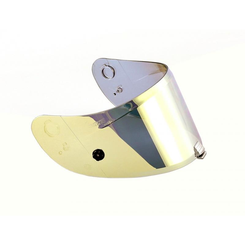 Ecran de casque HJC HJ-20P Flat Or pour casque RPHA 10 +