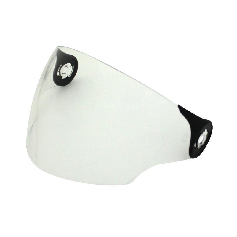 Écran de casque jet ADX Design transparent