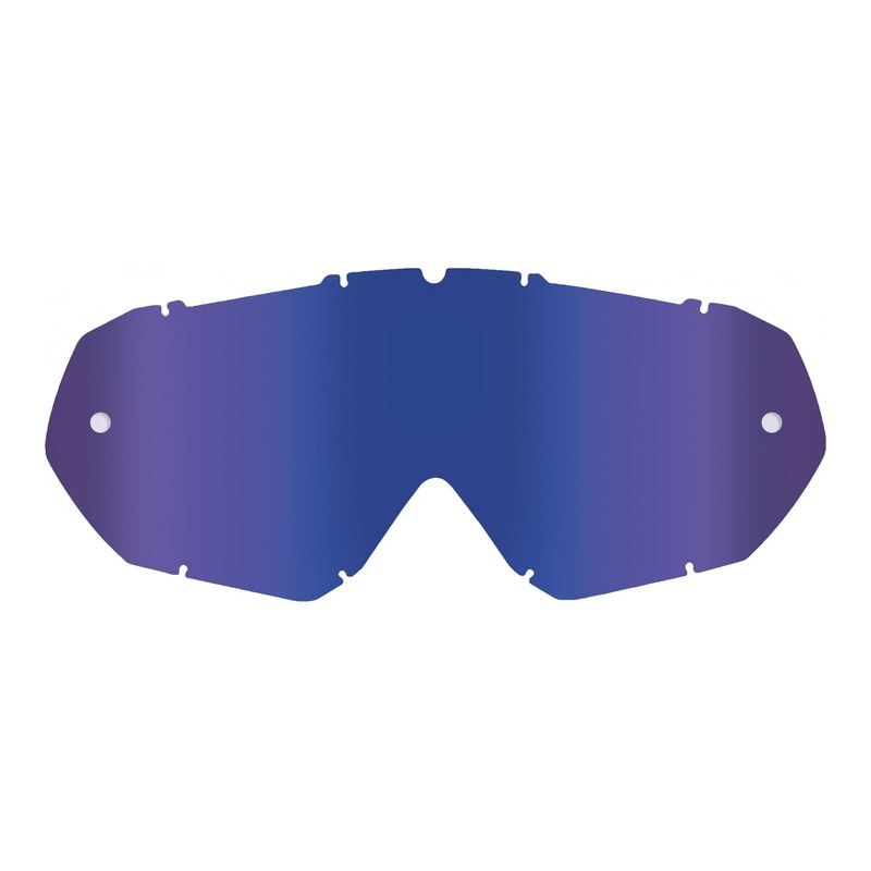 Écran de remplacement Swaps Pixel Iridium bleu