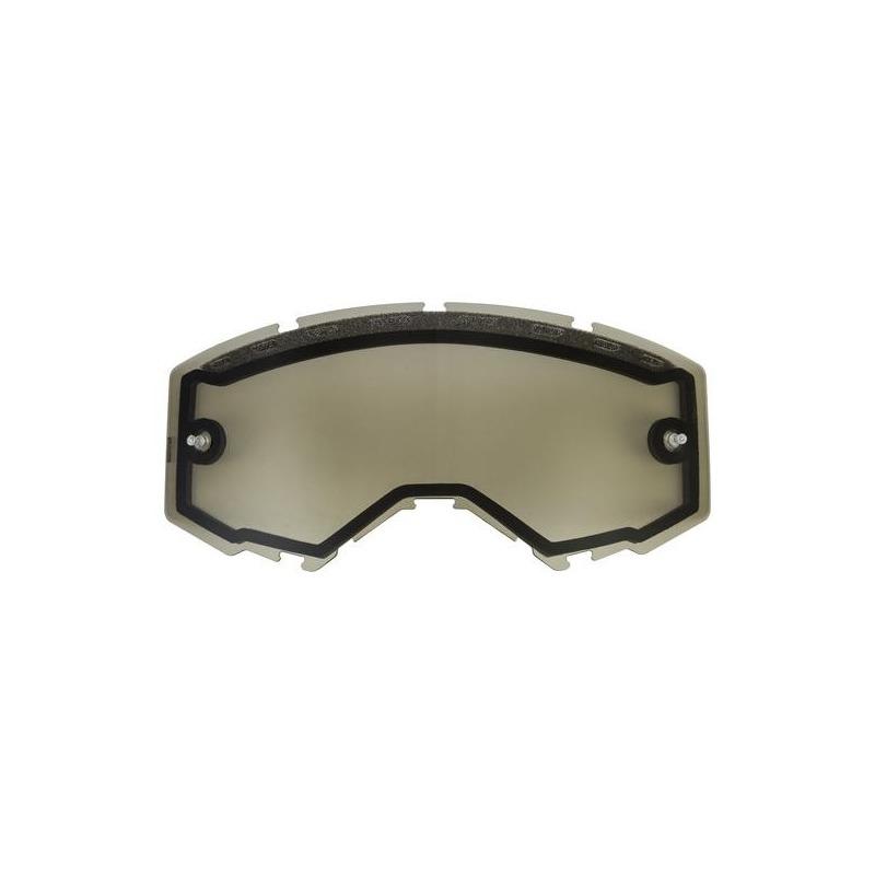 Écran Fly Racing Dual Lens with vents fumé