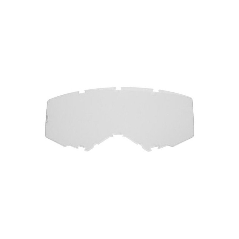 Écran Fly Racing transparent sans picots