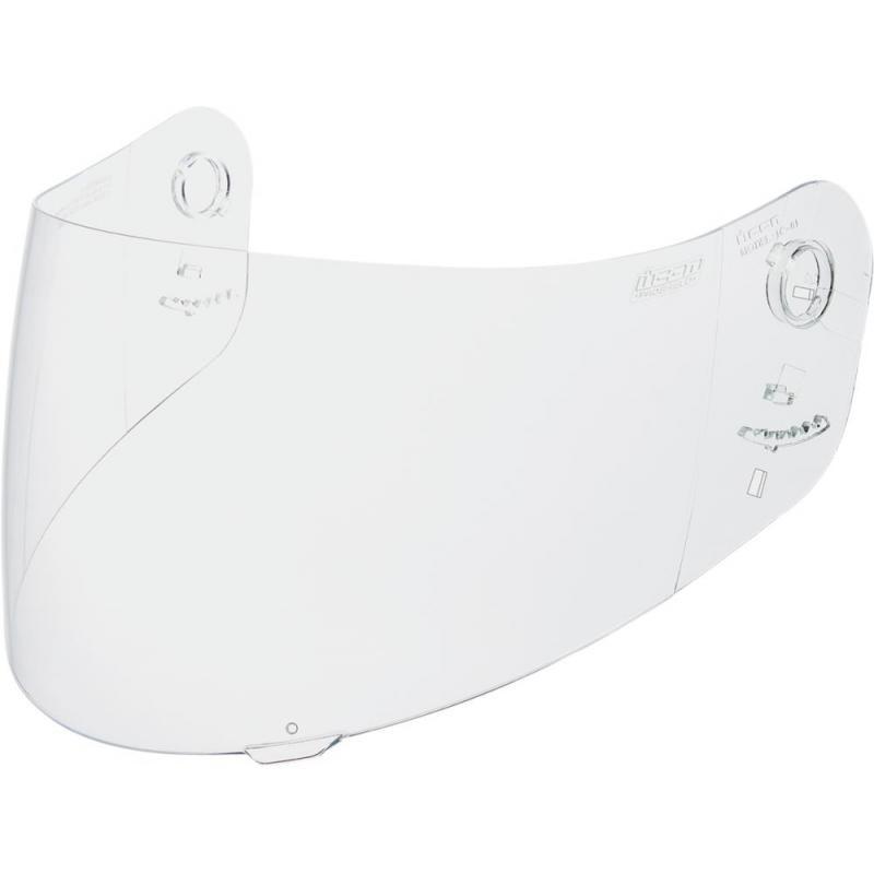 Ecran Icon Proshield Airframe/Alliance/Alliance GT clair antibuée