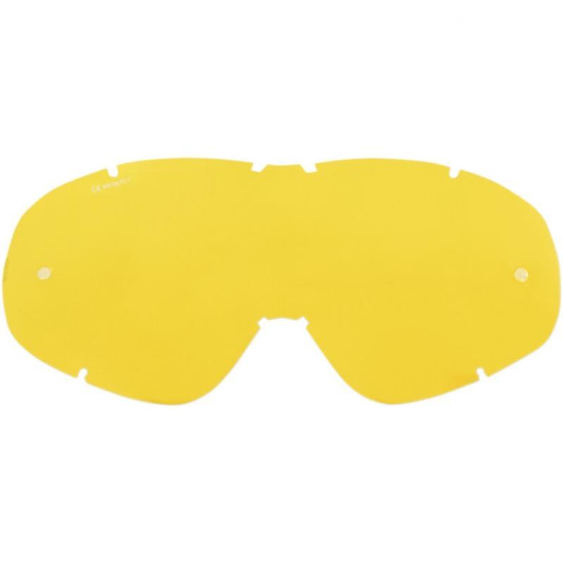 Écran jaune Moose Racing QUALIFIER
